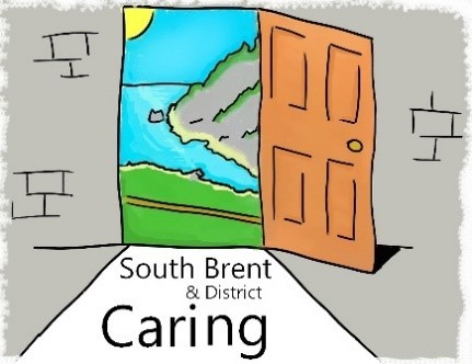 South Brent Caring logo