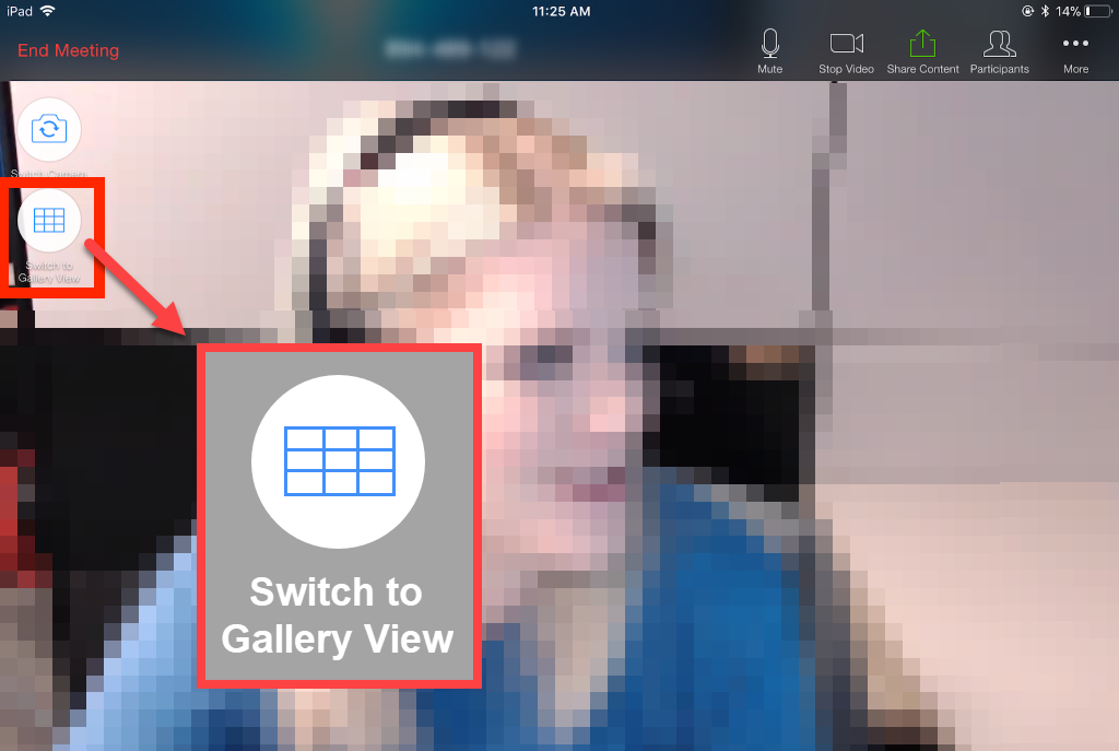 ipad switch-to-gallery-view