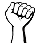 hand signal veto or disagree