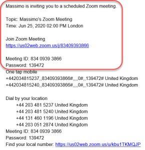 General - zoom invite 2