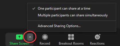 screen share settings 2